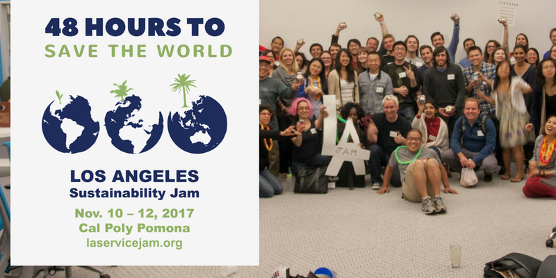 Los Angeles Sustainability Jam